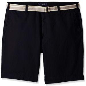 NWT U.S. Polo Assn. Big & Tall Flat Front Shorts